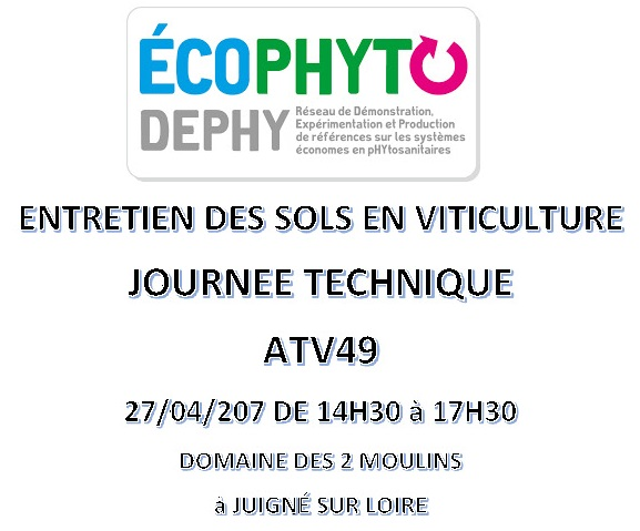 JOURNÉE TECHNIQUE ATV 49